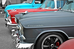 Chevy Lineup!