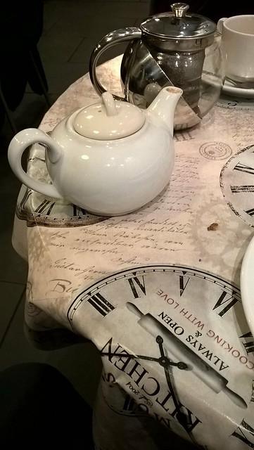 Time for tea in Tunbridge Wells