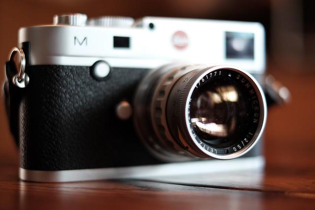 Summicron 50mm/f2.0 1st