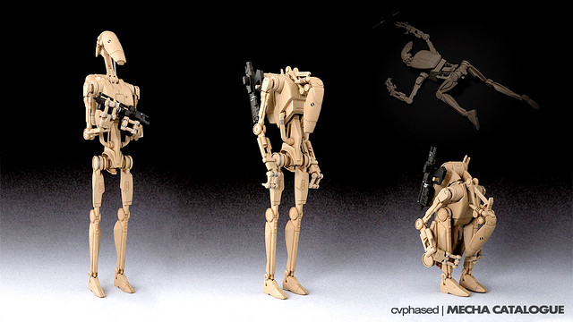 S.H.Figuarts Battle Droid