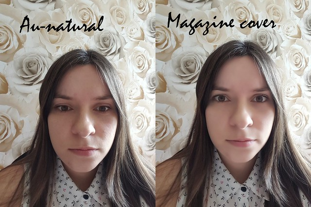 Better photos on your phone - beauty mode