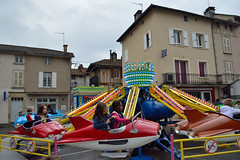Fun faire in Maurs, France