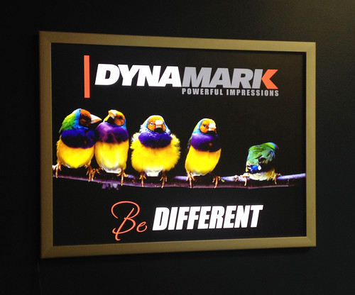 Dynamark Internal Office Signage