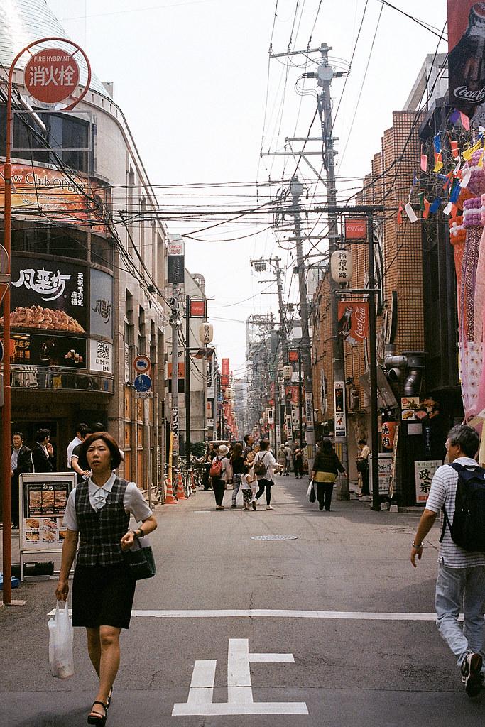 "仙台街道 Sendai 2015/08/07 仙台街道一景。  Nikon FM2 / 50mm Kodak ColorPlus ISO200  <a href=""http://blog.toomore.net/2015/08/blog-post.html"" rel=""noreferrer nofollow"">blog.toomore.net/2015/08/blog-post.html</a> Photo by Toomore"