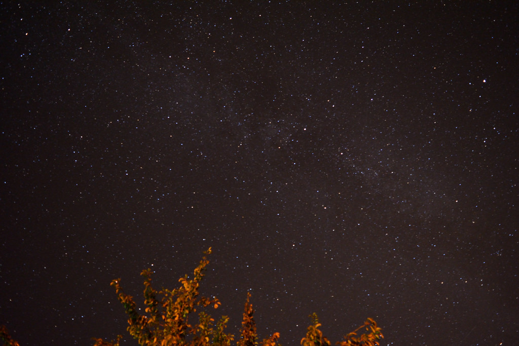 Milky Way 21/08/2015