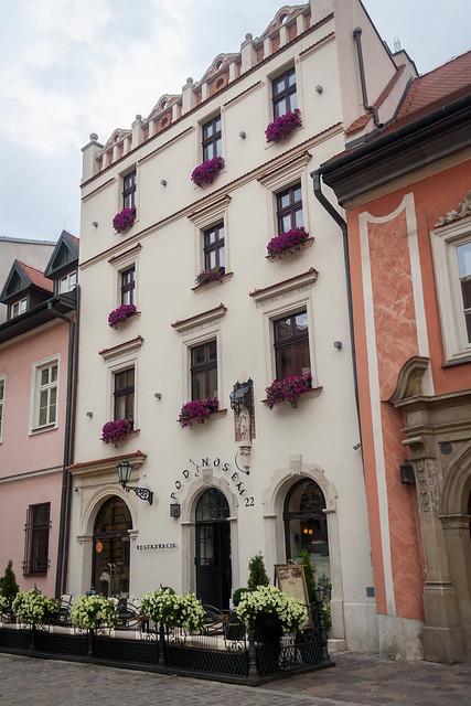 Cute building, Kraków
