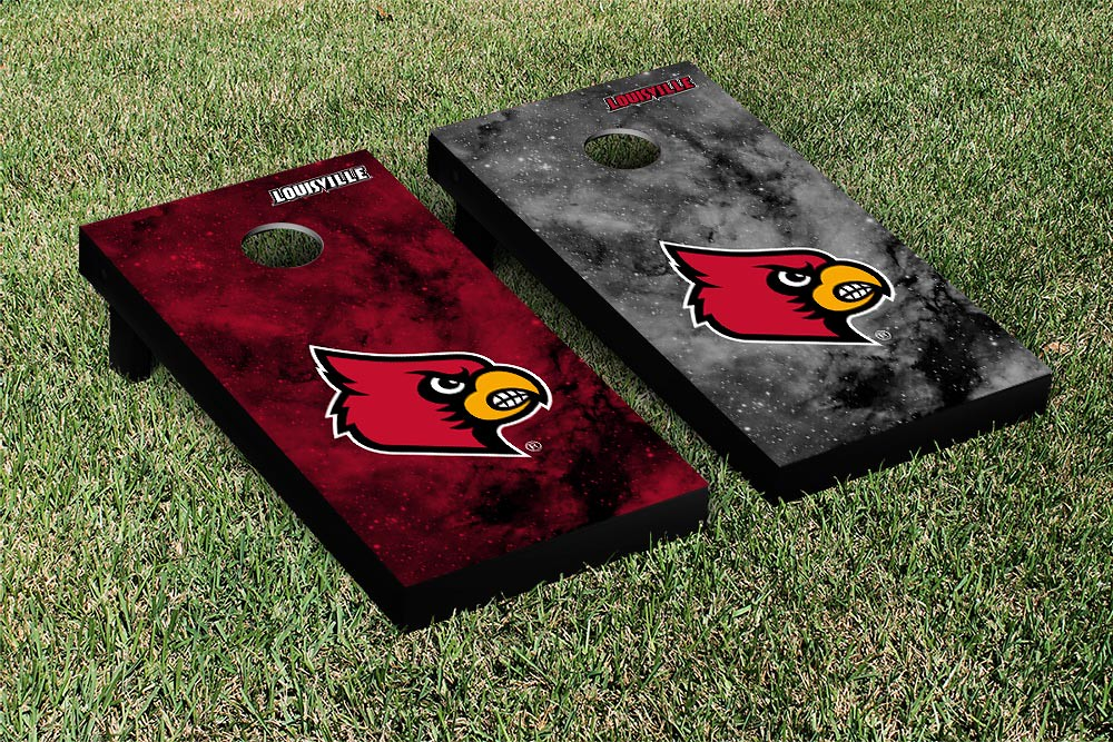 Louisville Cardinals Galaxy Version