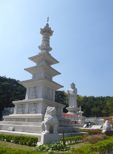Co-Daegu-Parc Palgongsan-Temple Donghwasan (13)
