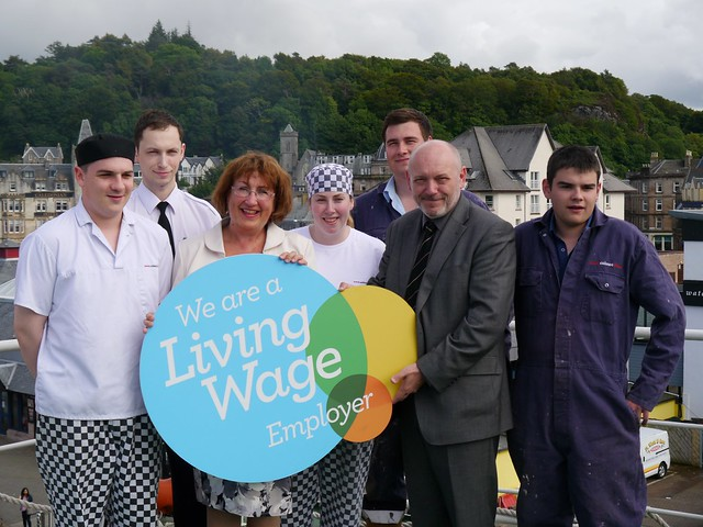 CalMac signs up for Living Wage