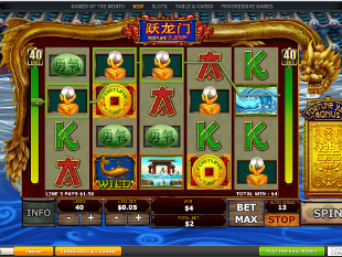 Fortune Jump slot game online review