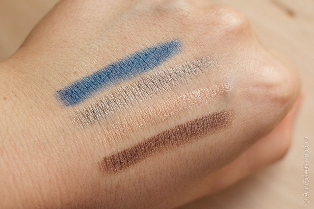 04 Lancome Ombre Hypnose Stylo Eyeshadow swathces