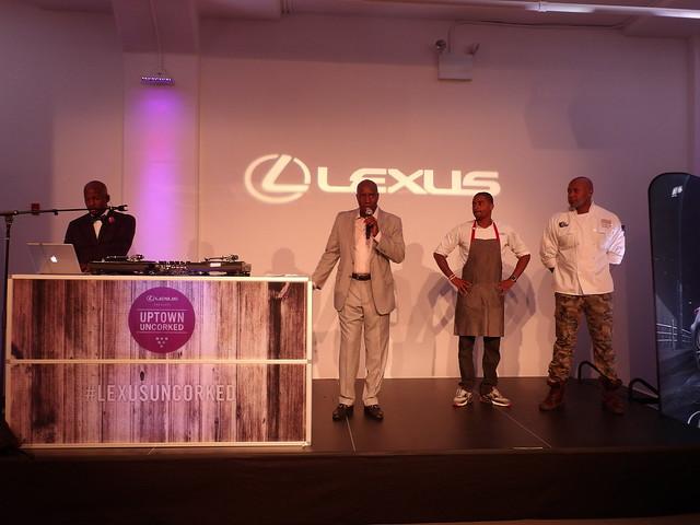 """Heavy on Fashion events: UPTOWN Magazine & Lexus """"Uncork"""" Food & Wine Experience in Manhattan"""