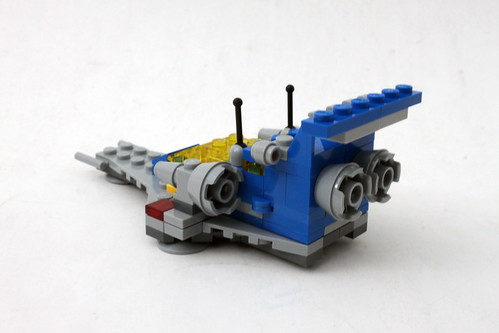 LEGO Space Micro-Scale Space Cruiser (11910)