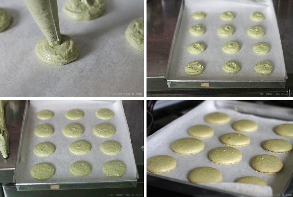 20899878188 d5bfab24a7 b - Matcha Macarons with Red Bean Filling + My Japan Travel Video!