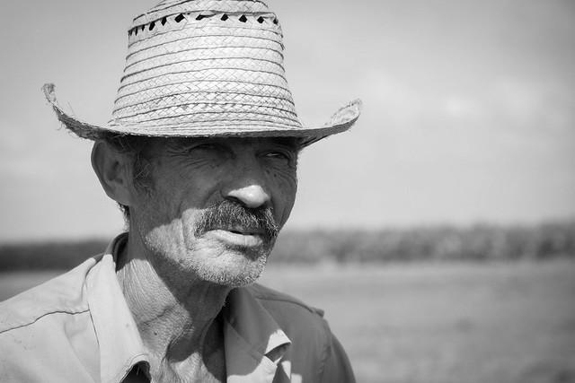 explored: cuban farmer