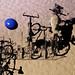 Bikes And Sand