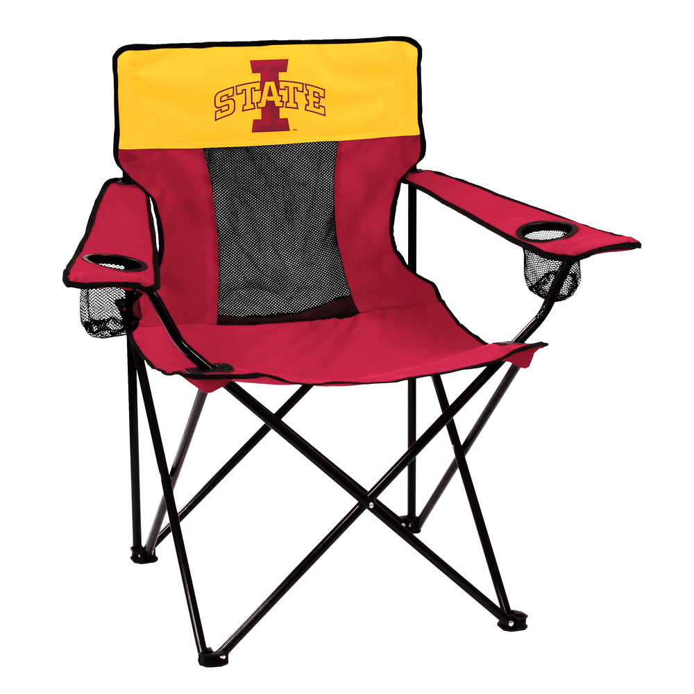Iowa State Elite TailGate/Camping Chair