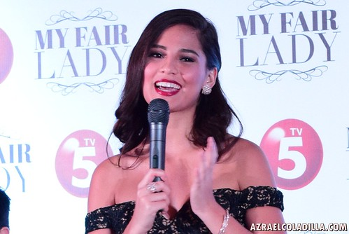 TV5 My Fair Lady press con