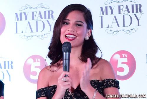TV5 My Fair Lady press con