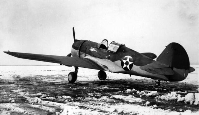 Кертисс Р-36