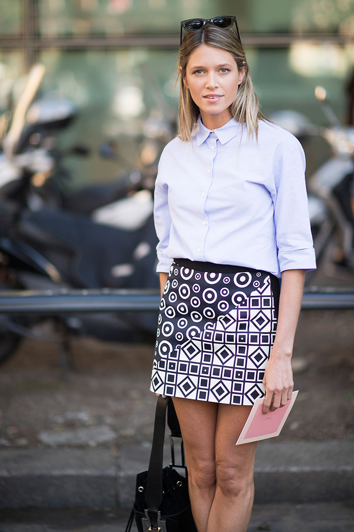 Milan Fashion Week Street Style Outfit7