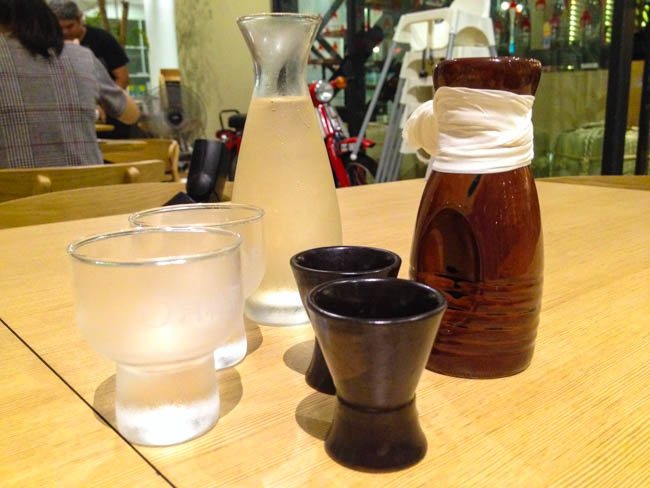 cold-and-hot-sake