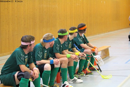Verbandsliga KF: Floorball Turtles vs. BAT II
