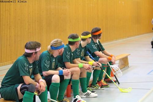 Verbandsliga KF: Floorball Turtles vs. BAT II