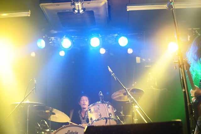 ROUGH JUSTICE live at 獅子王, Tokyo, 08 Oct 2015. 263C