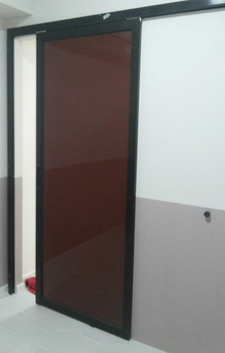 top hung sliding door