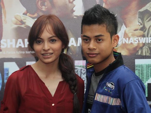Sara Ali dan Syafie Naswip