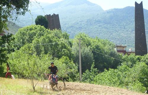 CH-Danba-Suopo-Tour de guet (12)