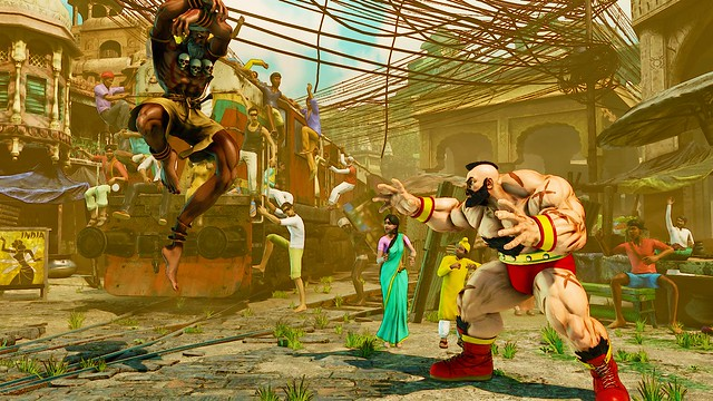 Street Fighter V, Image 05