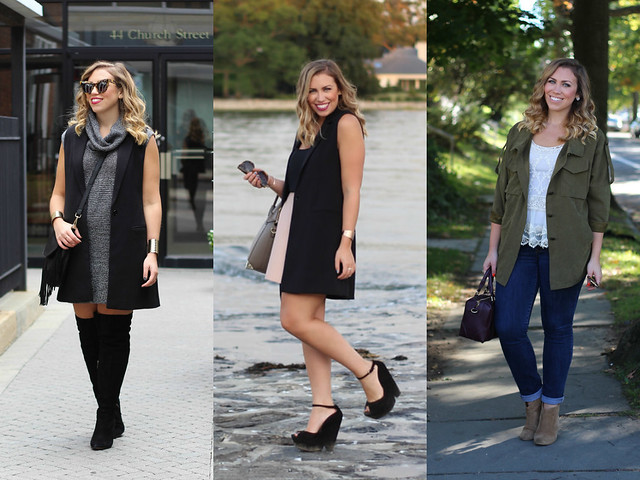 October Fall Fashion Ideas
