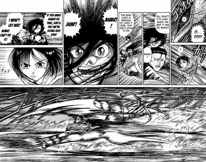 O autor de Ushio & Tora comecará um novo mangá de horror na Shonen Sunday