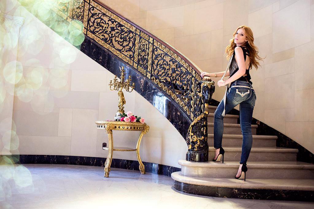 Белла Торн — Фотосессия для «Miss Me» 2015 – 18