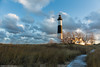 Big Sable Lighthouse in the Sunlight