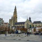 Groenplaats, Anterp, Belgium