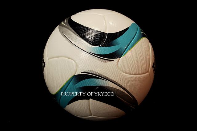 UEFA SUPER CUP TBILISI 2015 ADIDAS OFFICIAL MATCH BALL FC BARCELONA CF VS SEVILLA FC 07