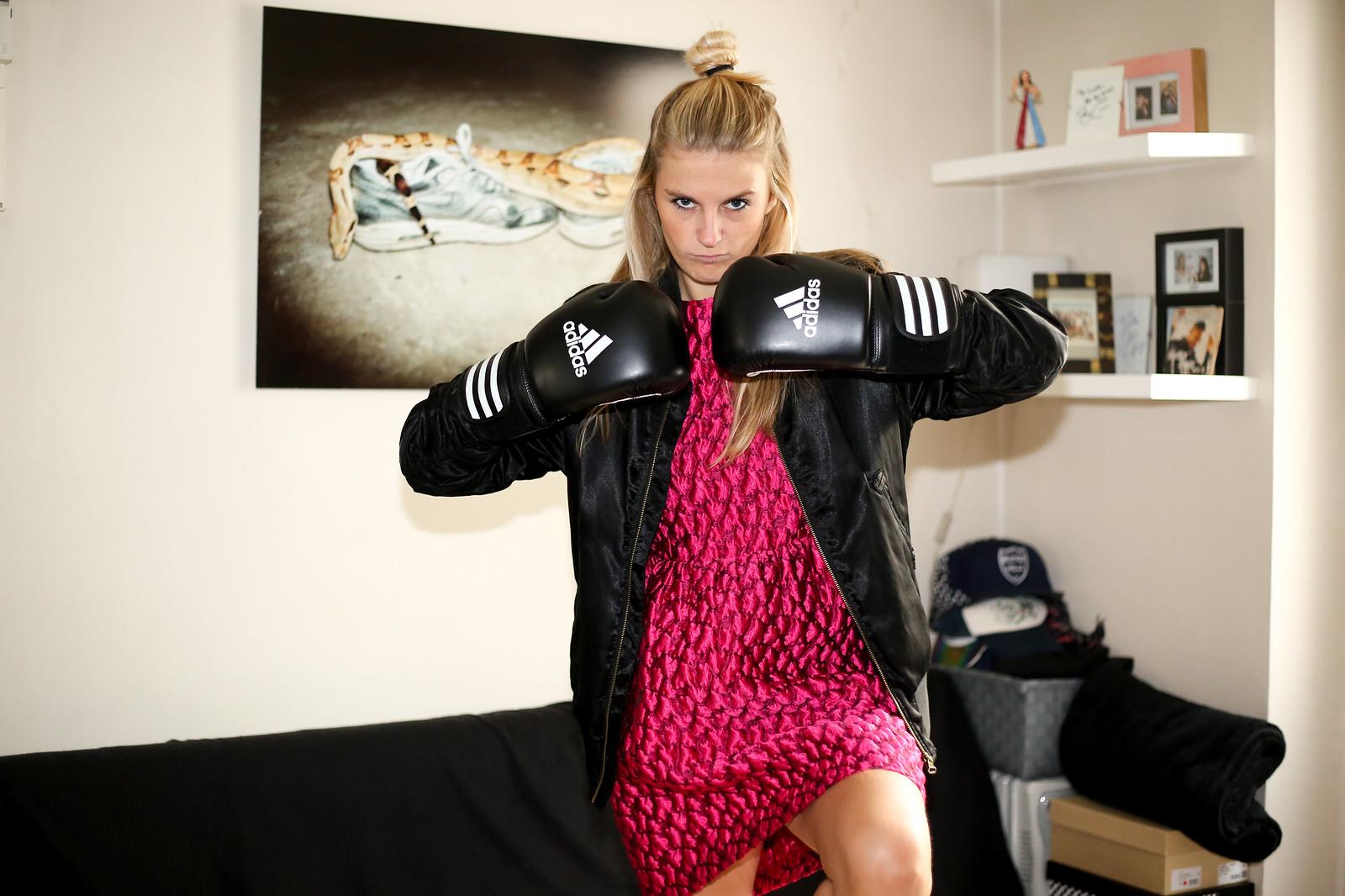 Boxe Adidas