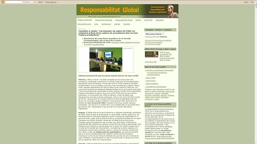 151 - Responsabilitat Global