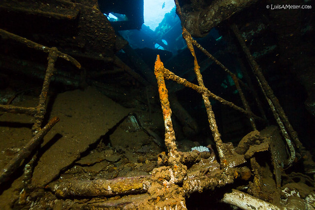 Chrisoula k wreck diving