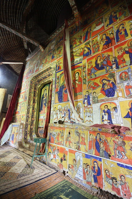 The Monasteries of The Zege Peninsula on Lake Tana.