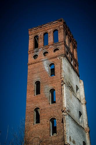 Glendale Mill Ruins-004