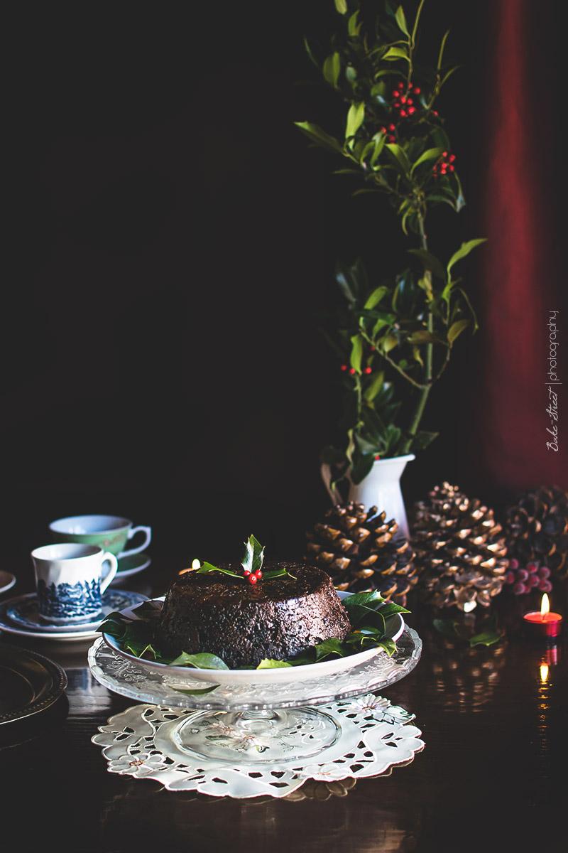 Christmas Pudding {Especial Navidad Mrs Hudson}