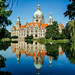 Hannover's Neues Rathaus by mark eugen