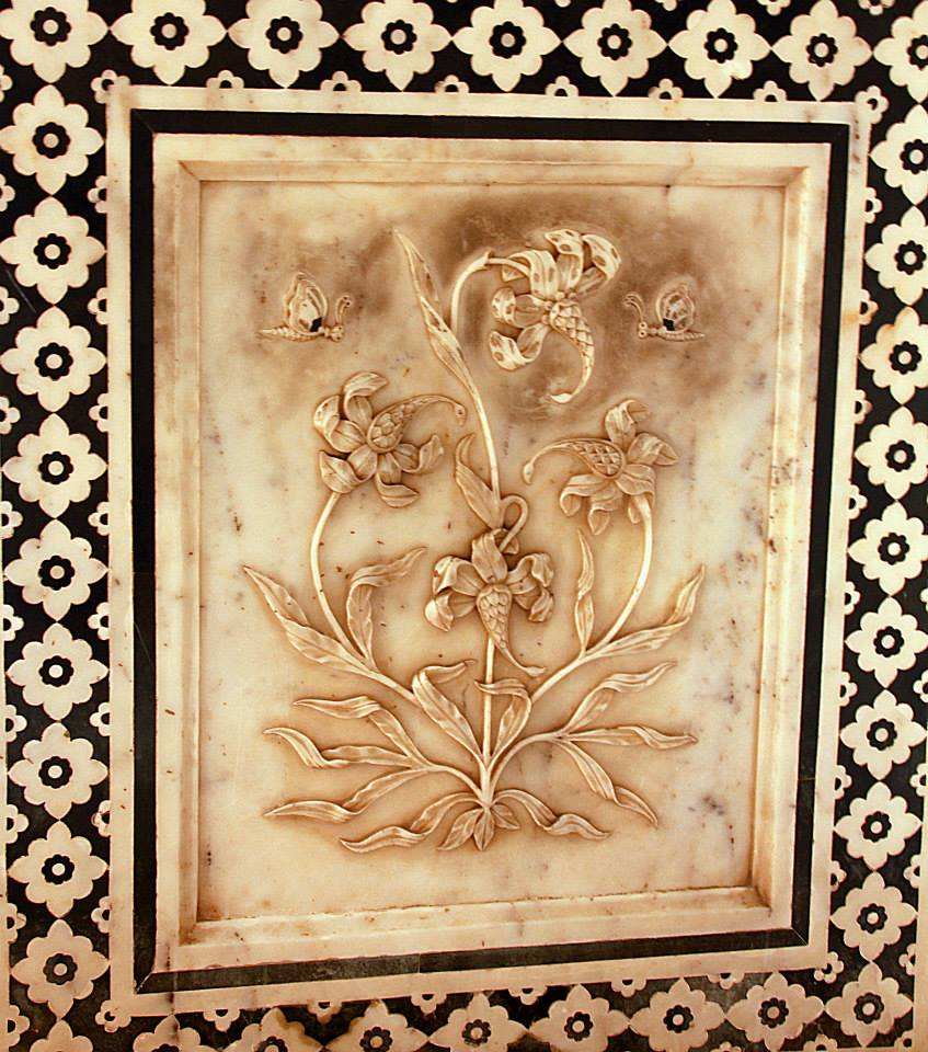 the iconic magic flower of amer fort
