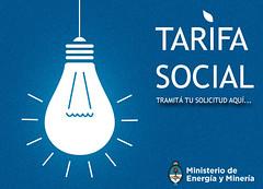 Tarifa Social de Luz y Gas para Monotributistas