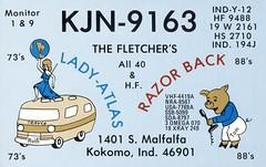 Lady-Atlas & Razor Back - Kokomo, Indiana