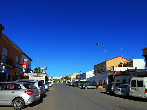 <Calle Sevilla> Aznalcazar (Sevilla)